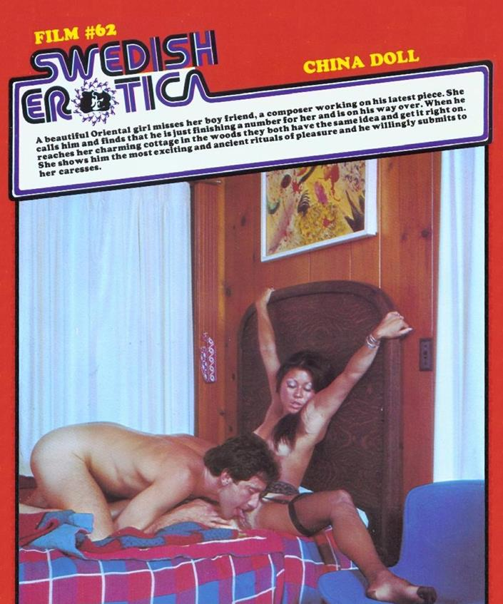 Swedish Erotica 62 - China Doll