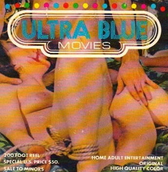Ultra Blue Movies 10 - Tina Russell In Bondage