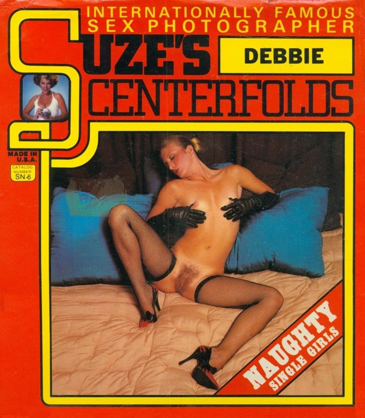 Suze's Centerfolds 6 - Debbie