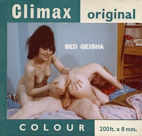 Climax Original Film 216 - Bed Geisha