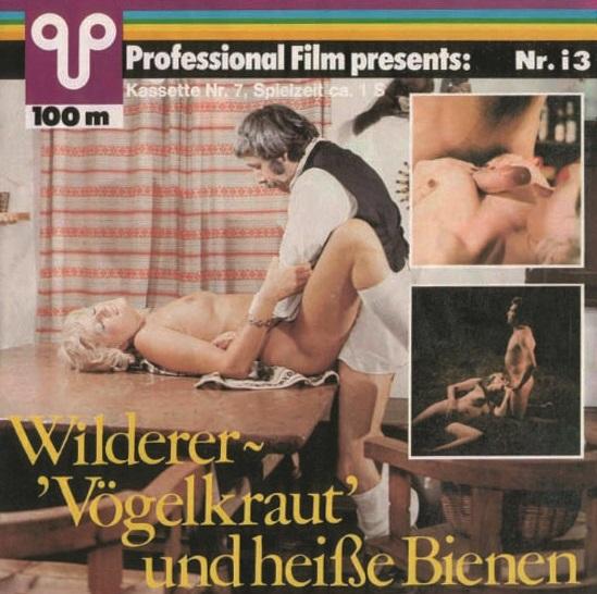 Professional Film I3 - Wilderer, Vogelkraut Und Heibe Bienen