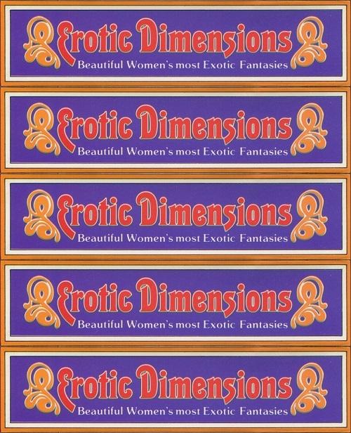 Erotic Dimensions 22 - Wet Passion