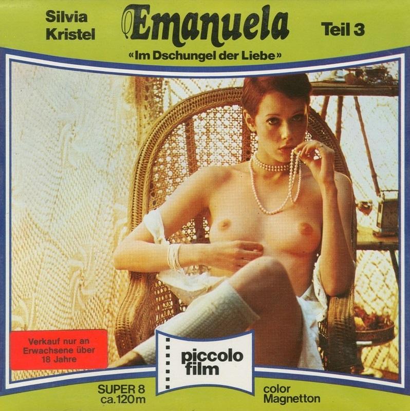 Piccolo Film - Emmanuelle Teil 3 - Im Dschungel Der Liebe