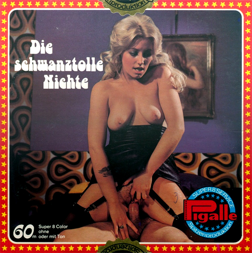 Pigalle Film 55 - Die Schwanztolle Nichte