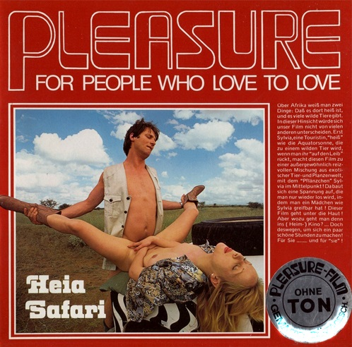 Pleasure 1004 - Heia Safari