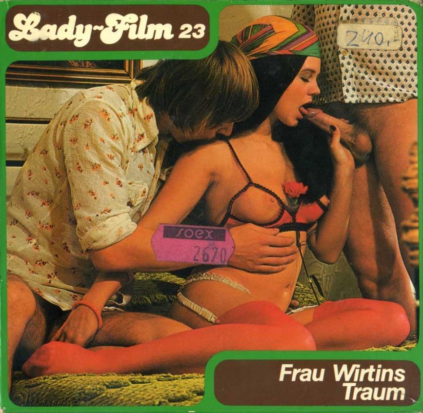 Lady Film 23 - Frau Wirtins Traum