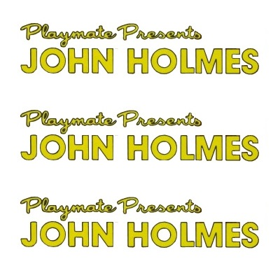 Playmate Presents John Holmes 5 - Scheming Photographer