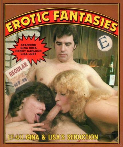 Erotic Fantasies 811 - Gina & Lisas Seduction (version 2)