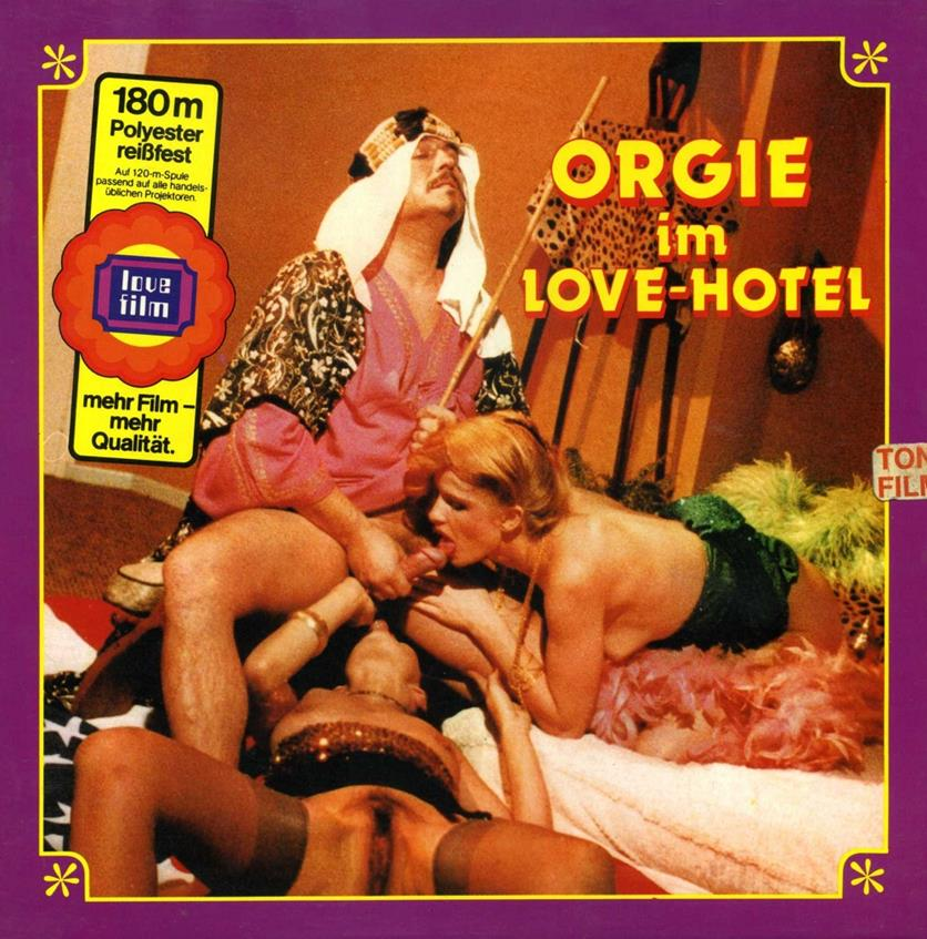 Love Film 717 - Orgie im Love-Hotel