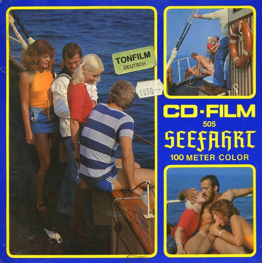CD-Film 505 - Seefahrt