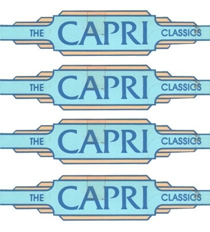 Capri Classics 201 - The Night-Cap