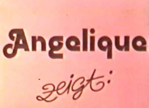 Angelique 4 - Muder Mann - Schwule Weiber aka Tired Man - Extremely Wives