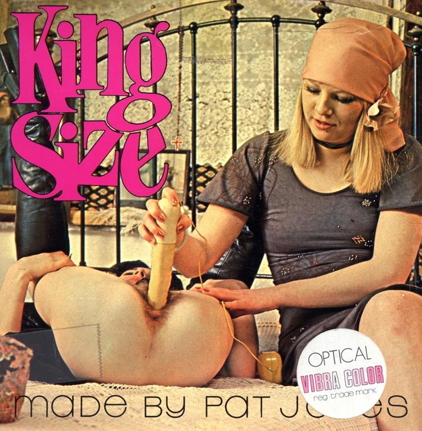 King Size Film 154 - Lesbian Lover