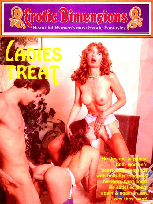 Erotic Dimensions 108 - Ladies Treat