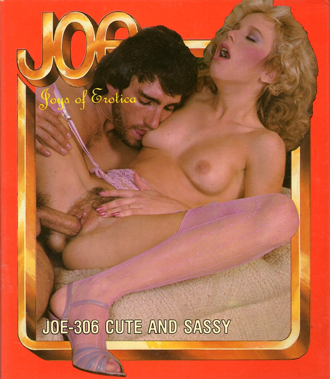 Joys of Erotica 306 - Cute and Sassy