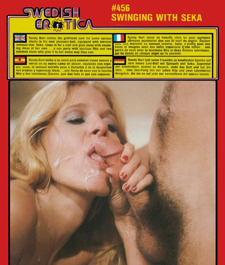 Swedish Erotica 456 - Swinging With Seka