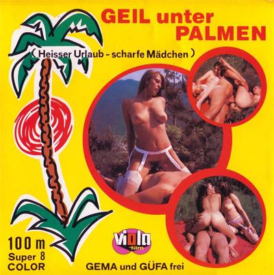 Viola Video - Geil Unter Palmen