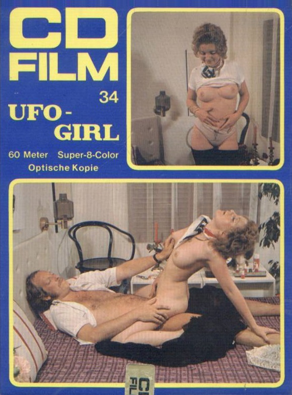 CD-Film 34 - Ufo-Girl