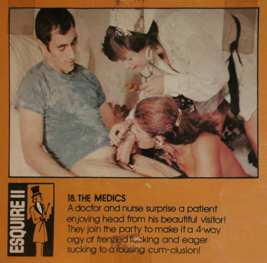 Esquire II 18 - The Medics