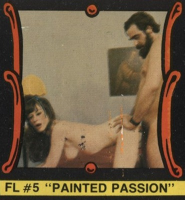 Fling 5 - Painted Passion