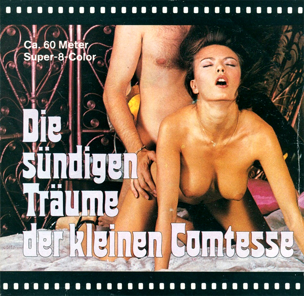 Carl Stephenson Verlag - Die Sundigen Traume der kleinen Comtesse