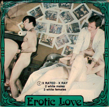Erotic Love 5 - X Rated - X Ray