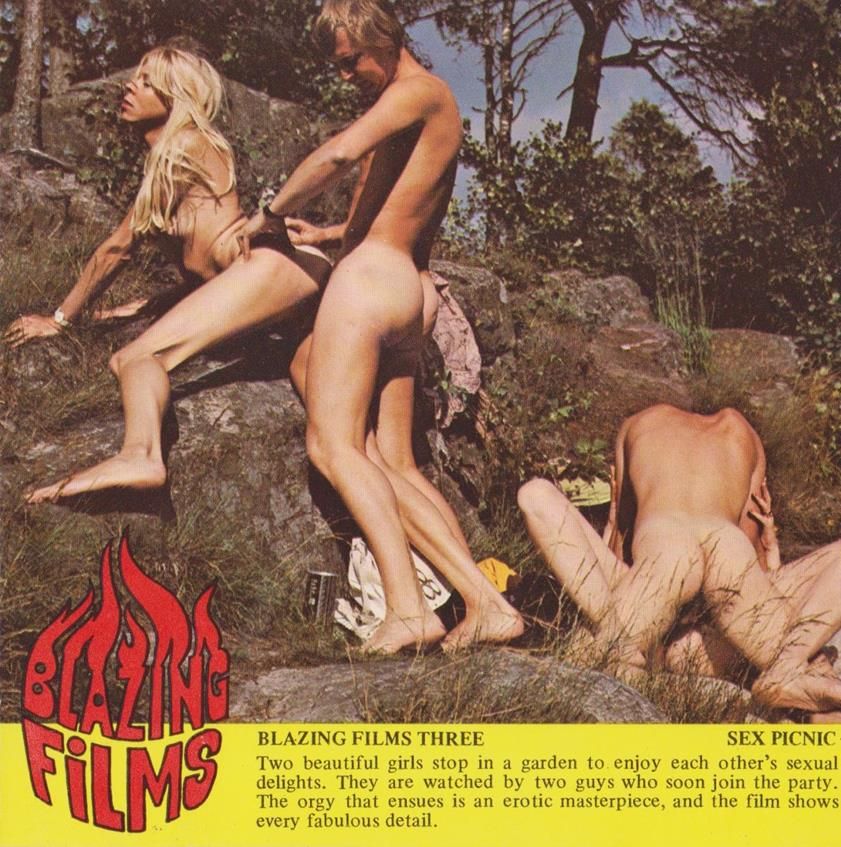 Blazing Film 3 - Sex Picnic