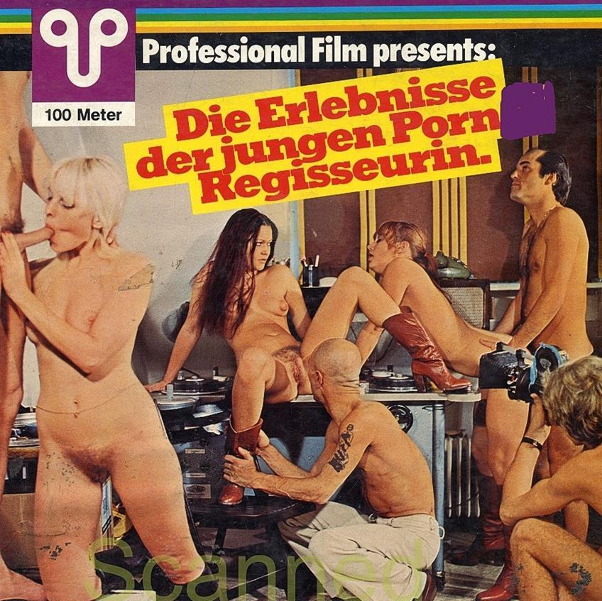 Professional Film D4 - Die Erlebnisse der jungen Porno-Regisseurin