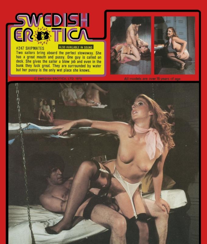 Swedish Erotica 247 - Shipmates