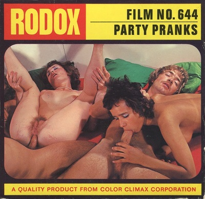 Rodox Film 644 - Party Pranks