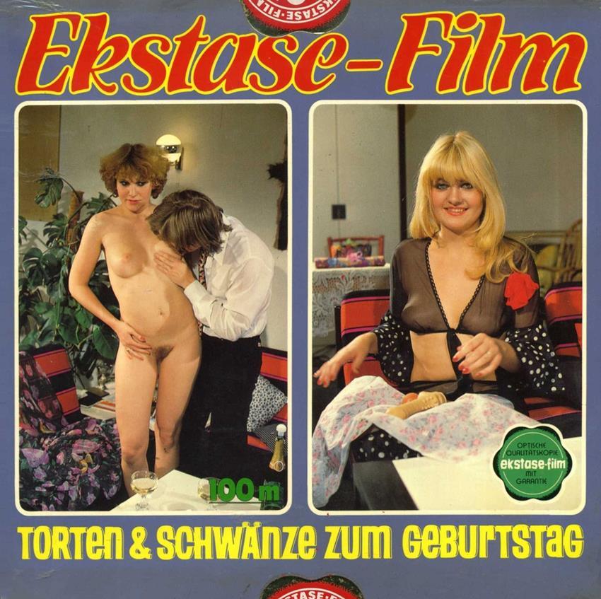 Ekstase Film 20 - Torten & Schwanze zum Geburtstag