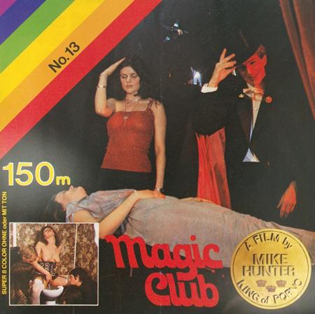 Mike Hunter 13 - Magic Club