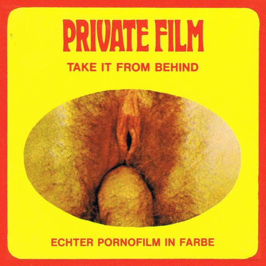 Private film - Take it From Behind