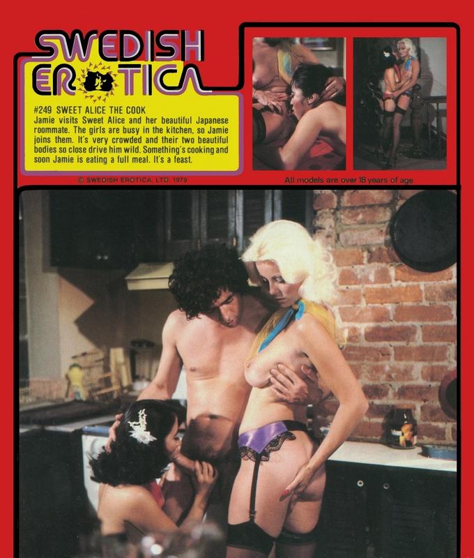 Swedish Erotica 249 - Sweet Alice The Cook