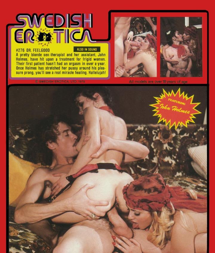 Swedish Erotica 276 - Dr Feelgood