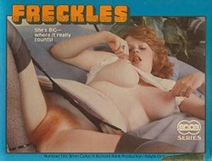 Boob Series 165 - Freckles