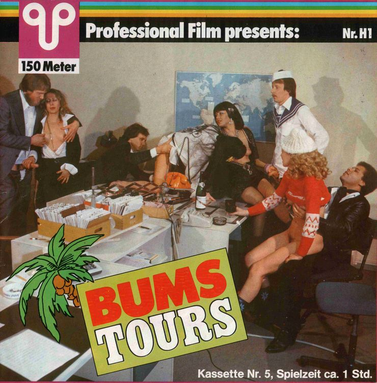Professional Film H1 - Bums Tours