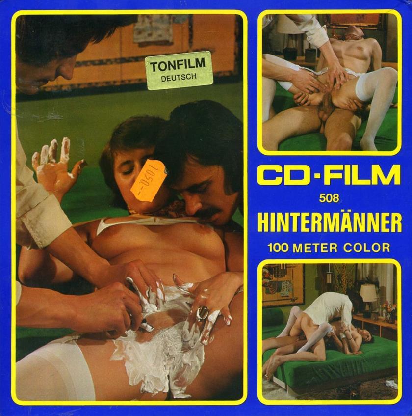 CD-Film 508 - Hintermaenner