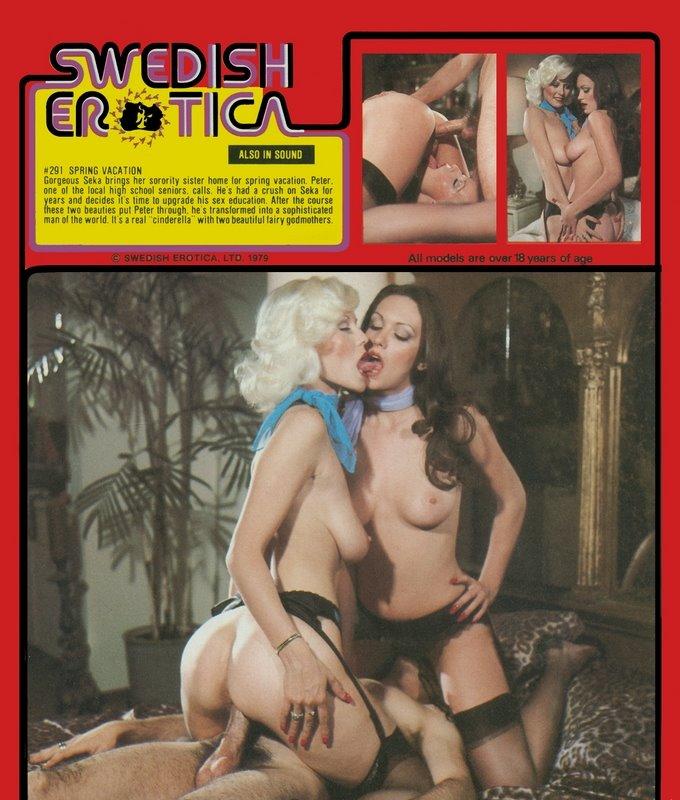 Swedish Erotica 291 - Spring Vacation