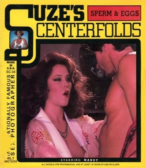 Suze's Centerfolds 31 - Sperm and Eggs