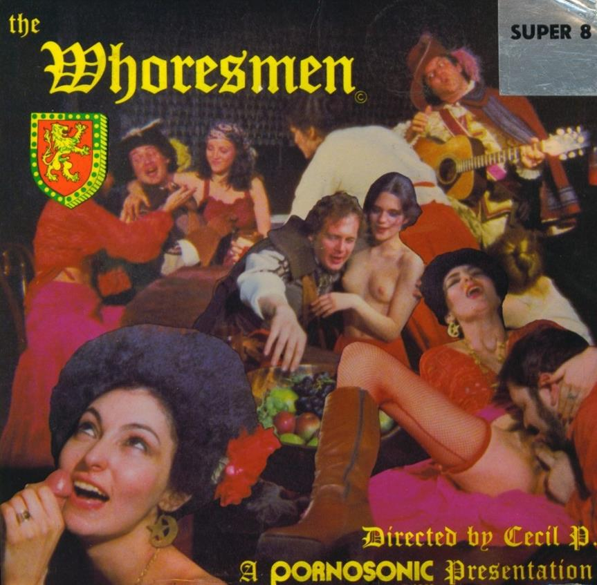 PornoSonic - The Whoresmen