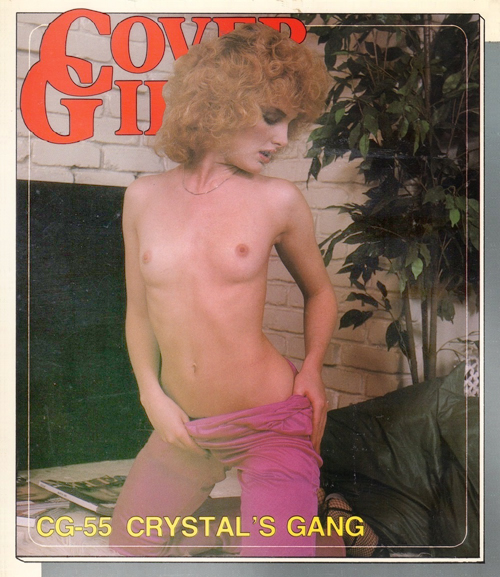 Cover Girl 55 - Crystal's Gang