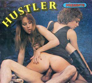 Hustler 20 - Anal Menage a Trois