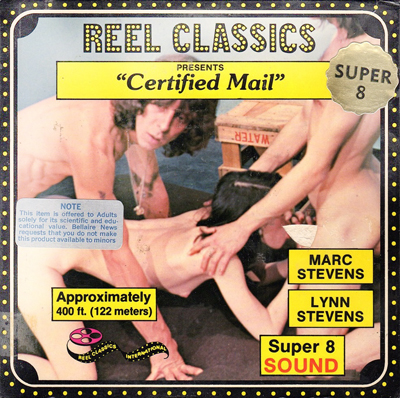 Reel Classics 106 - Certified Mail