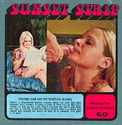 Sunset Strip 6 - Peeping John And the Beautiful Blonde