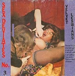 Sex Deviates 3 - Velvet Lesbian