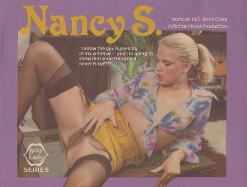 Sexy Lady Series 160 - Nancy S