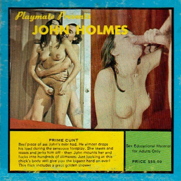 Playmate Presents John Holmes 4 - Prime Cunt
