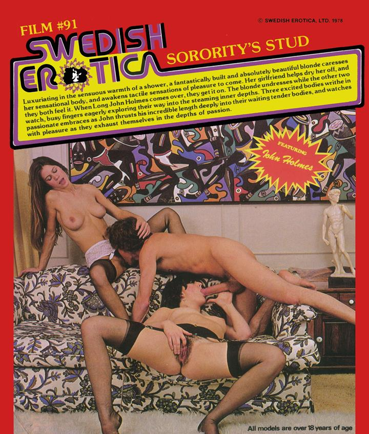 Swedish Erotica 91 - Sorority's Stud