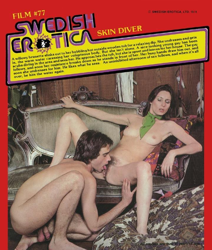Swedish Erotica 77 - Skin Diver